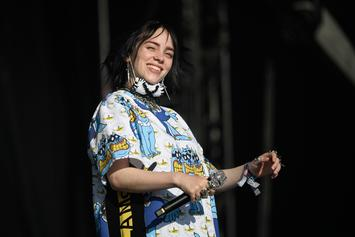 Billie Eilish Plans To Donate Performance Earnings To Planned Parenthood