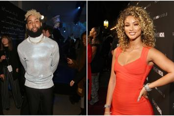 Odell Beckham Jr. Still Reportedly Dating GF Lauren Wood