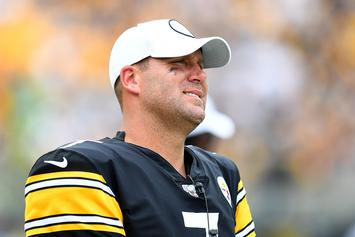 Ben Roethlisberger Suffers Season-Ending Elbow Injury, Fans React