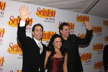 """Netflix Lands Global Streaming Rights To """"Seinfeld"""""""