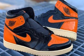 "Air Jordan 1 ""Shattered Backboard 3.0"" Keeps Fans Divided: Release Details"