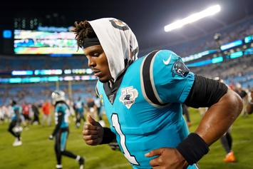 Cam Newton Injury Status Updated As Panthers Reveal Foot Problem
