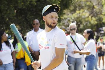 Steph Curry Divulges On One Of His Biggest Goals For Next Season