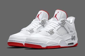 Air Jordan 4 Releasing In New Chicago Bulls-Themed Colorway