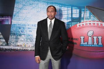 Stephen A. Smith Clarifies Why Colin Kaepernick's GF Had Beef With Him