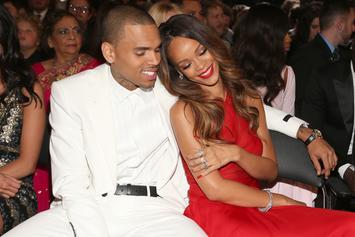 Chris Brown Thirsts Hard Over Rihanna Lingerie Pics: See His Comments