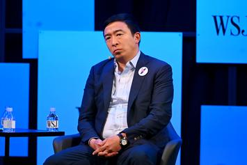 """Andrew Yang Says """"Pornography Is A Real Problem"""" In New Tweet"""