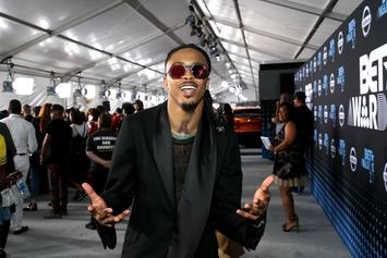 """August Alsina Is Undergoing """"Immunotherapy"""" That's """"Sort Of Like Chemo"""""""