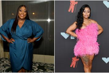 """Loni Love Calls Out Blac Chyna For Skipping Her Appearance On """"The Real"""""""