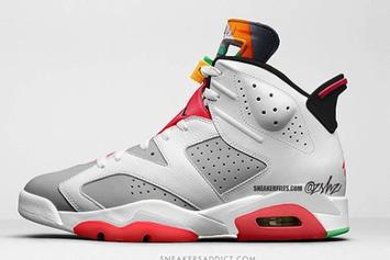 """Air Jordan 6 """"Hare"""" Pays Homage To A Classic Colorway: Release Details"""