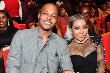 """Tiny's Birthday Message To T.I. Ends With Lust: """"Now Eat The Cake Big Daddy"""""""