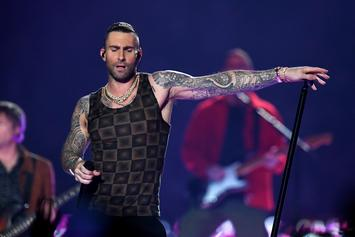 Adam Levine Now Has Cornrows And People Don't Know How To Respond