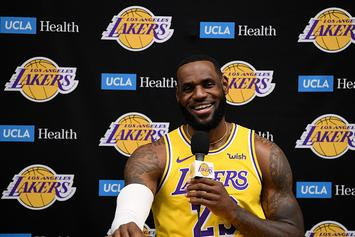 LeBron James Debuts Lakers-Themed Nike LeBron 7s: First Look