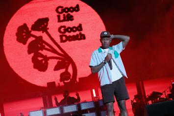 Tyler, The Creator Scolds Fan For Interrupting His Set To Announce It's Her Birthday