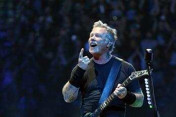 Metallica Postpones Tour As James Hetfield Enters Addiction Recovery Program