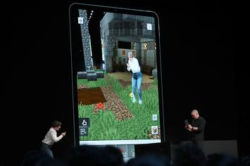 Minecraft's Augmented-Reality Mobile Game Gets Release Info