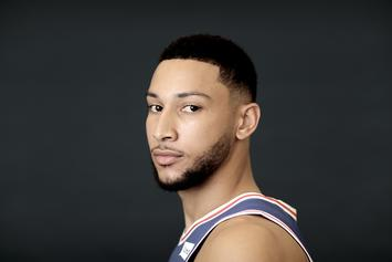 Ben Simmons Answers Whether Or Not He'll Shoot Threes This Year, Fans React