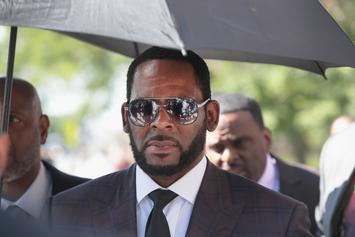 R. Kelly Denied Release Request, Feds Say He's Redirecting Royalties To Friend