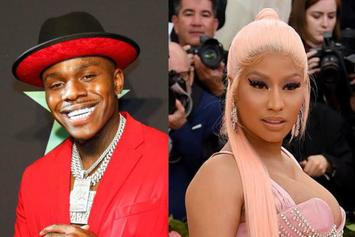 "DaBaby Praises Nicki Minaj: ""I Don't Got Nothin' Bad To Say About Her"""