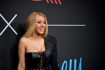 "Cardi B Announces New Album ""Tiger Woods"""