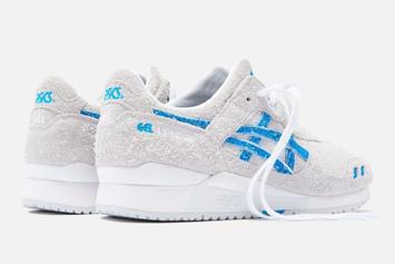 """Ronnie Fieg x Asics """"Super Blue"""" Collabs Releasing This Monday: Official Details"""