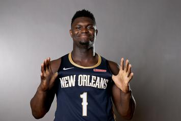 Zion Williamson's Height Shrinks After Official NBA Measurement