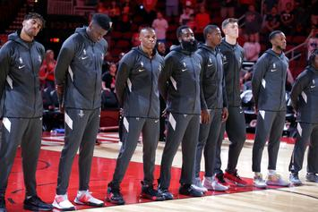 Chinese Basketball Association Ends Relationship With Houston Rockets After Daryl Morey Tweet