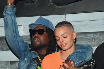 Wale & Model India Graham Confirm Relationship After PDA At BET Awards