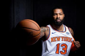 "Knicks' Marcus Morris Ejected From First Game: ""We're Not Taking Any Sh*t"""