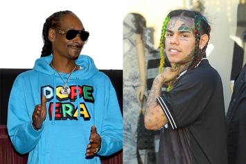 "Snoop Dogg On 6ix9ine: ""He Ratted On Other Organizations On Top Of His Friends"""
