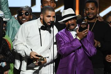 Drake's Dad Drama Incites Jokes On Twitter Because Nothing Is Off Limits On There