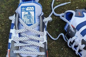 "Star Wars x Adidas Nite Jogger ""R2-D2"" Coming Soon: First Look"