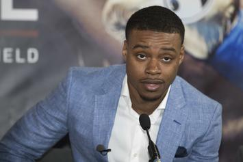 Errol Spence Ejected From Car During Violent Crash: Report