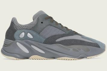 """Adidas Yeezy Boost 700 """"Teal Blue"""" Receives New Release Date: Details"""