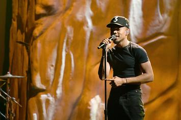 "Chance The Rapper Heads Back To ""Saturday Night Live"" As A Host"