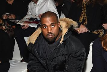 Kanye West Makes Baffling Slavery Comments At Howard University's Sunday Service