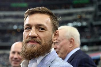 Conor McGregor's Second Sexual Assault Accusation Leads To Investigation