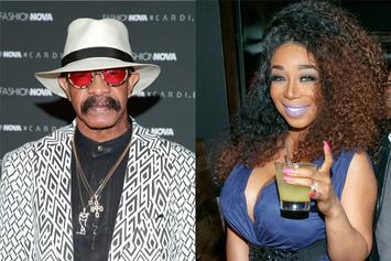 "Drake's Dad Seemingly Has A Thing For Tiffany ""New York"" Pollard"