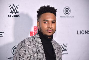 """Trey Songz Reflects On Blissful Moments With His Son: """"You Changed My Life"""""""