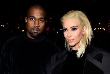 Kanye West Donates $1 Mill To Kim Kardashian's Favorite Charities For Her BDay