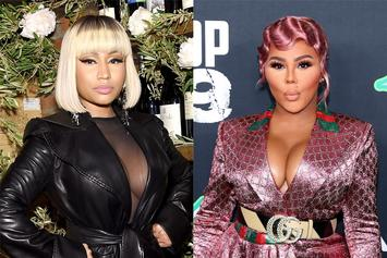 Nicki Minaj Accused Of Insulting Lil Kim's Album Sales With Cryptic Tweets