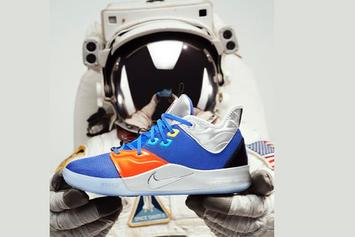 "Paul George's ""NASA"" Nike PG3 Drops Today: Purchase Links"