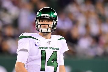 "Sam Darnold Comments On His Highly-Scrutinized ""Seeing Ghosts"" Clip"