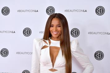 Ciara Shines Like A Diamond In New Video, Just Ask Halle Berry