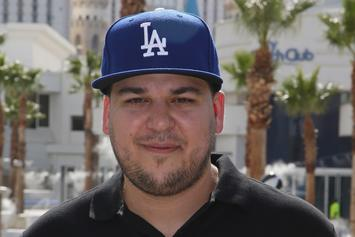 Rob Kardashian's Looking Fit & Slim Since New Health Regime