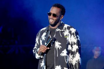 Diddy & His Children Are All Smiles During Farm Family Outing