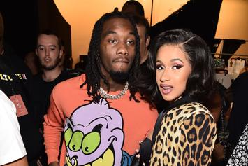 Offset & Cardi B's Daughter, Kulture, Loves Dancing To This Song