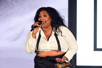 "Lizzo Files Lawsuit Against Men Claiming They Helped Write ""Truth Hurts"""