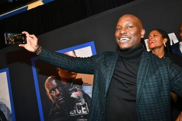 "Tyrese Talks ""Worst"" Year While Chatting About First Film Following ""Traumas"""