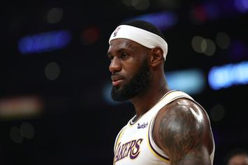 LeBron James Addresses Lakers Fans Following Loss To The Clippers